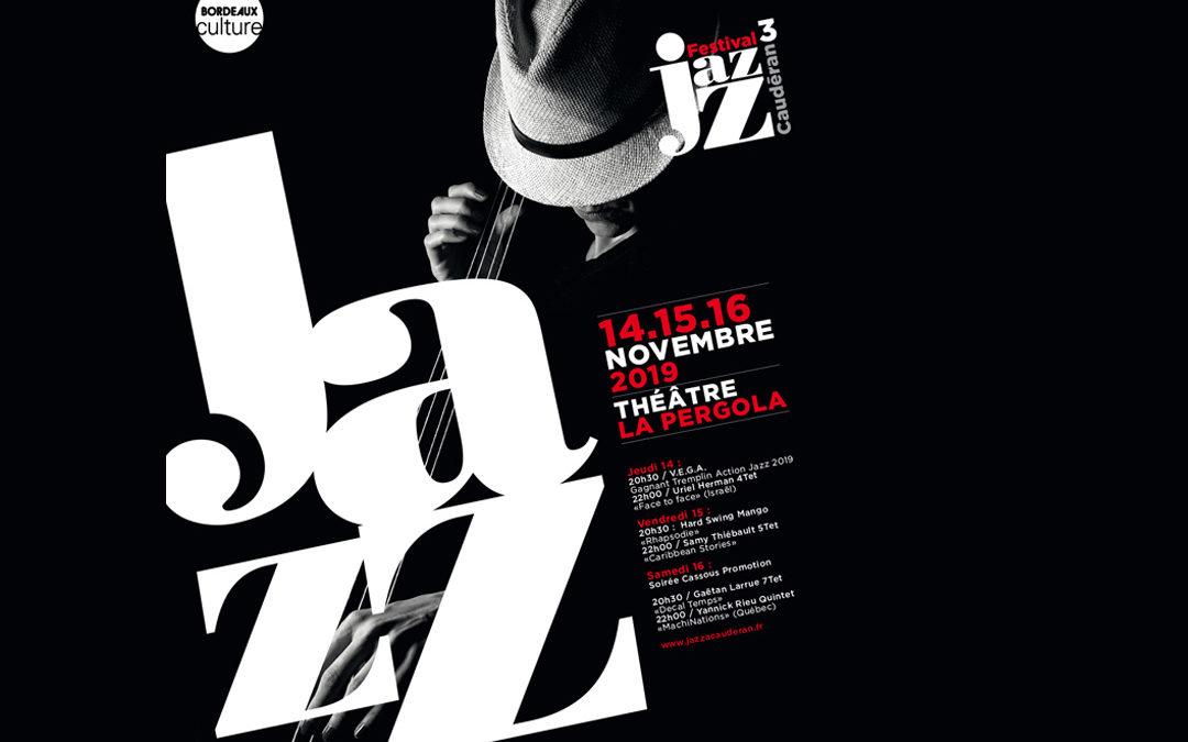 Jazz à Caudéran 2019
