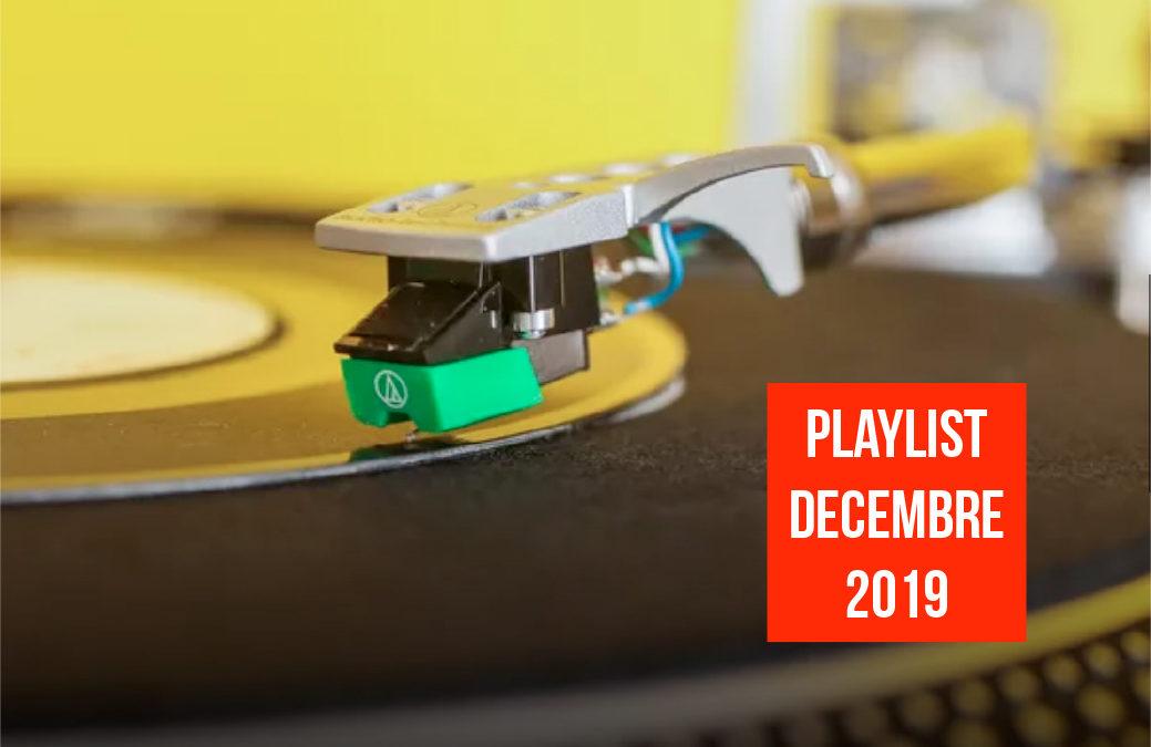 Playlist décembre 2019