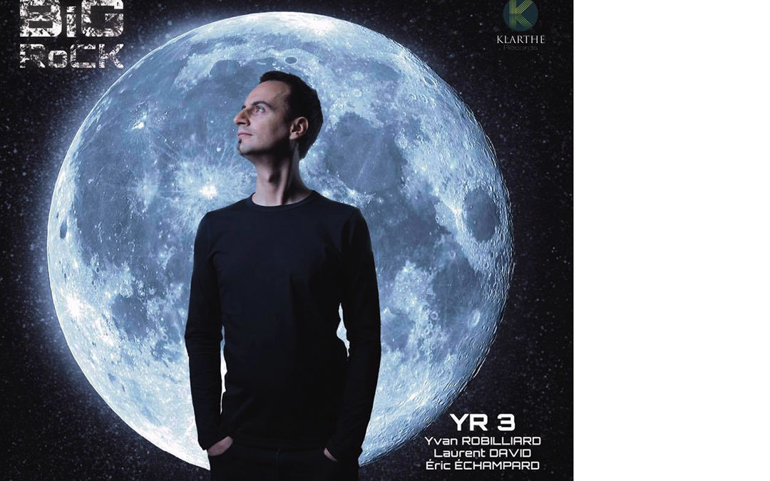 Yvan Robilliard/Laurent David/Éric Échampard – YR 3