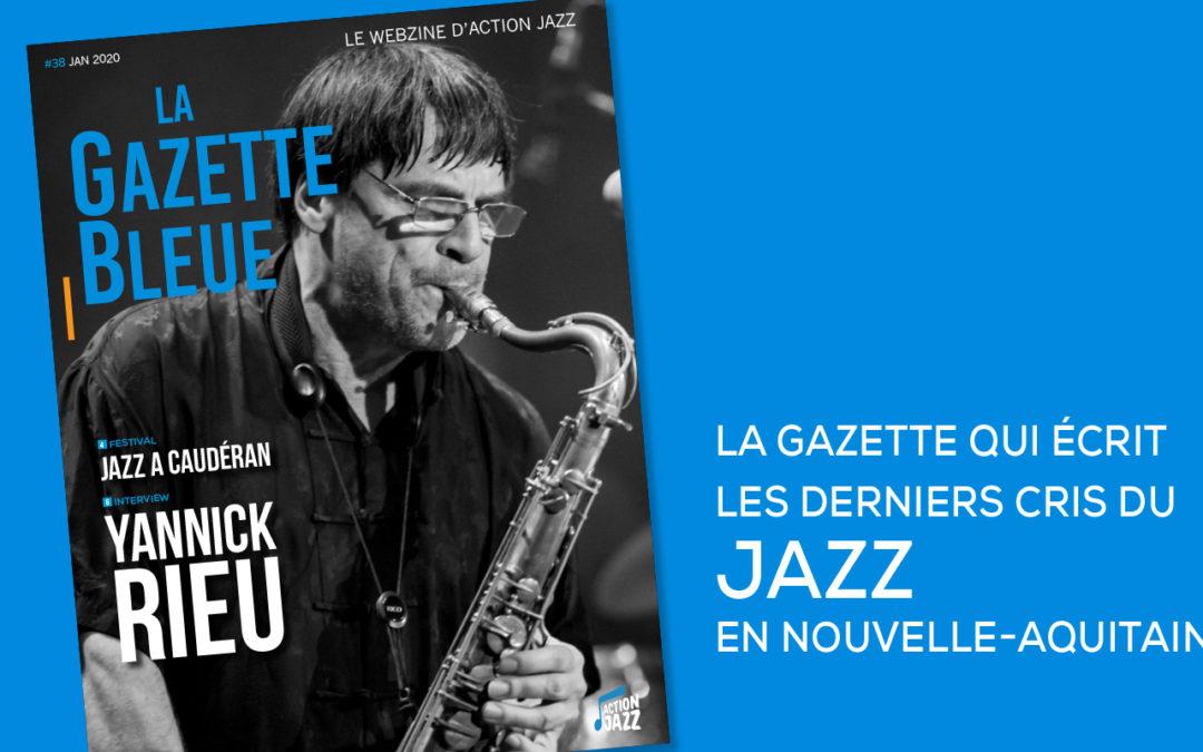 La Gazette Bleue n°38