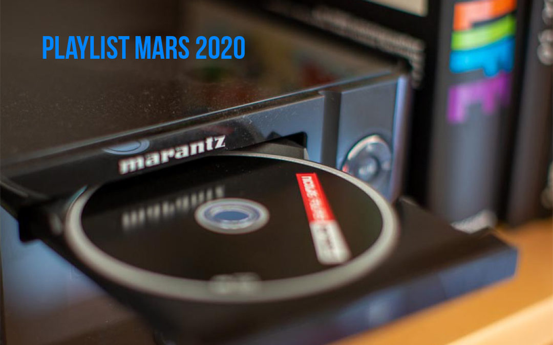 Playlist mars 2020