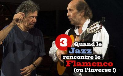 Quand le Jazz rencontre le Flamenco (ou l'inverse !) #3