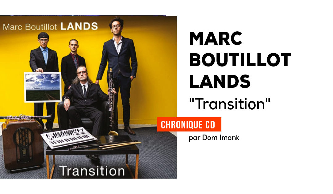 Marc Boutillot  LANDS