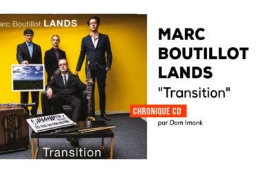 Marc Boutillot  LANDS