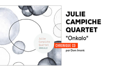 ❤️ Julie Campiche Quartet