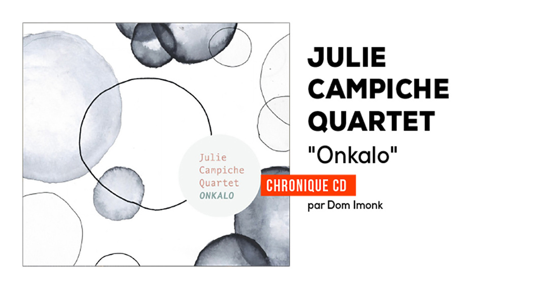 Julie Campiche Quartet