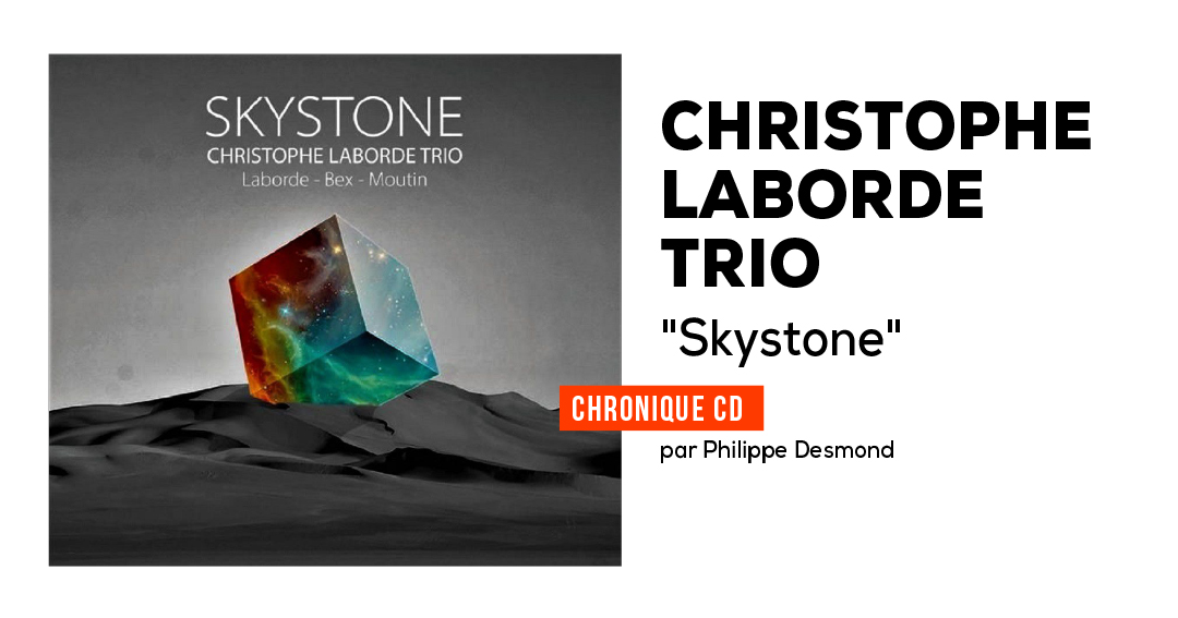 Christophe Laborde Trio