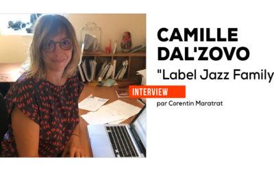 Camille Dal'Zovo, mère de la Jazz Family