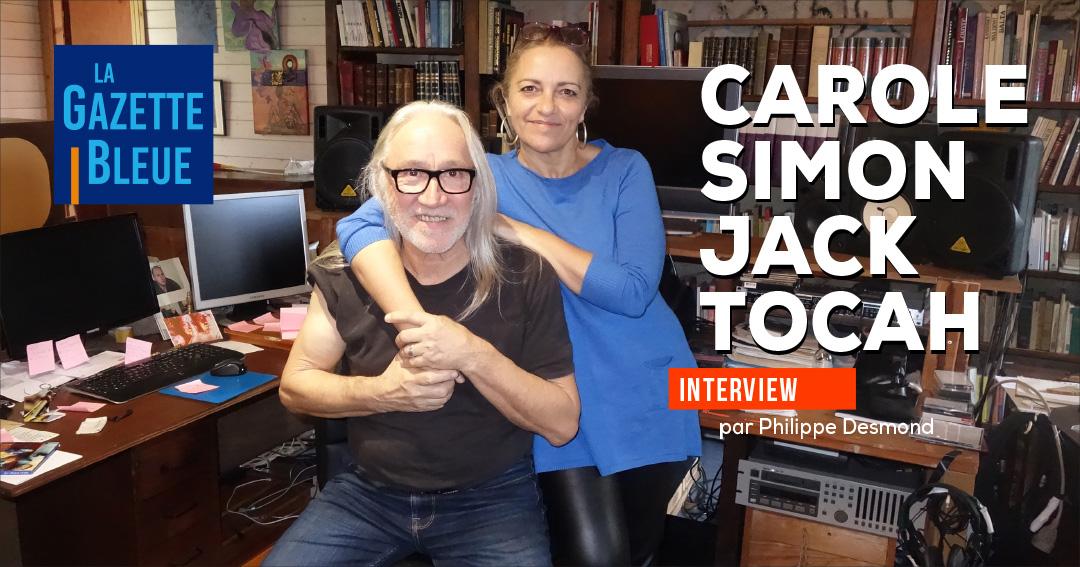 Heureux qui comme Carole et Jack…