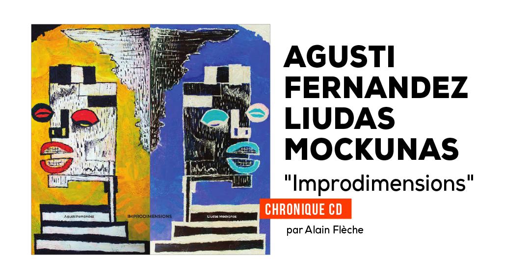 Agusti Fernandez, Liudas Mockunas