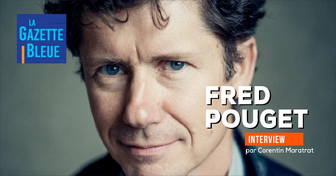 Fred Pouget, vive voix du Maxiphone