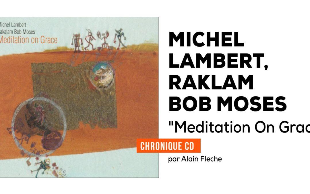 Michel Lambert, Raklam Bob Moses