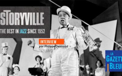 Le label historique Storyville