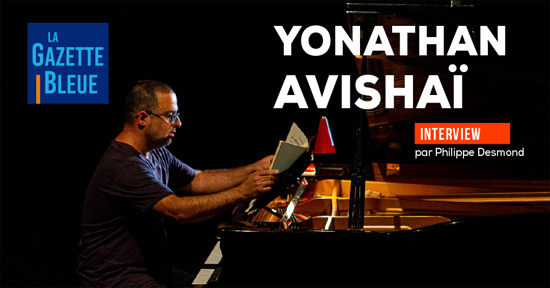 Rencontre avec Yonathan Avishaï