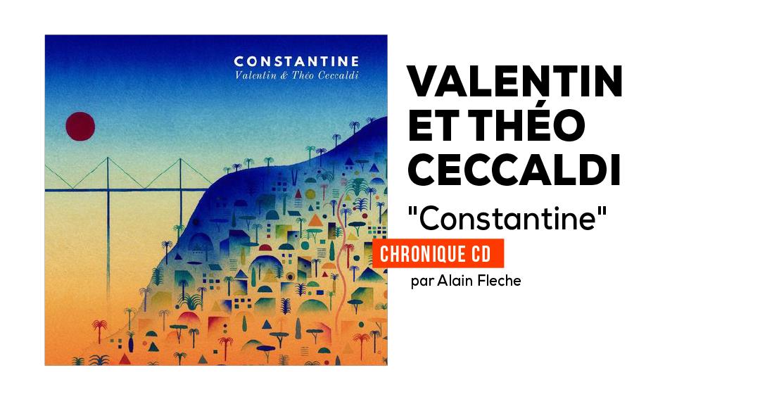 Valentin et Théo Ceccaldi