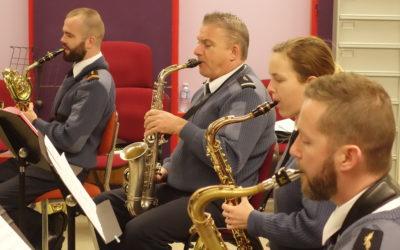Du Jazz chez les militaires