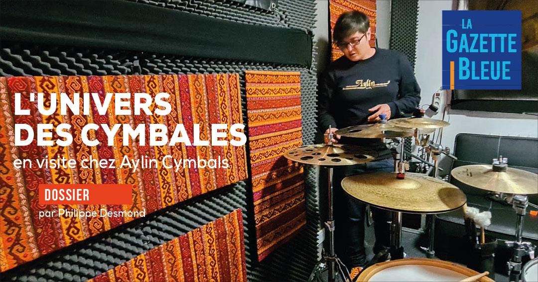 L'univers des cymbales