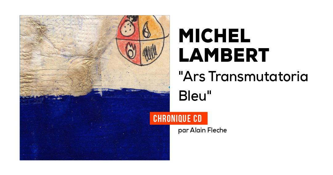 Michel Lambert  –  Ars Transmutatoria