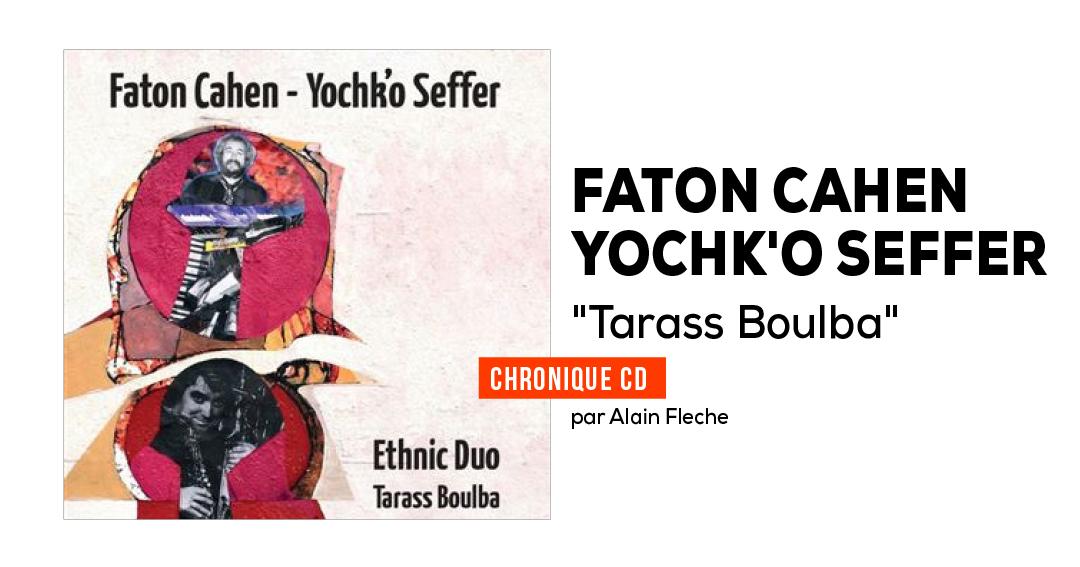 Faton Cahen / Yochk'o Seffer