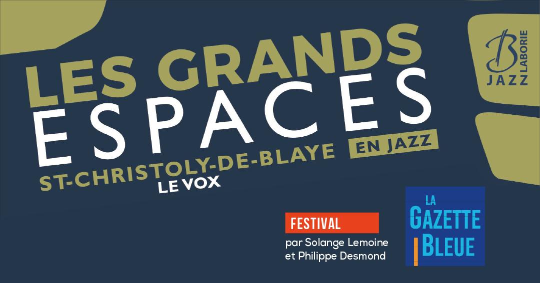 Les Grands Espaces en jazz