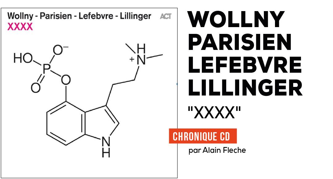 Wollny – Parisien – Lefebvre – Lillinger