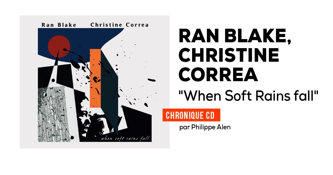 Ran Blake, Christine Correa