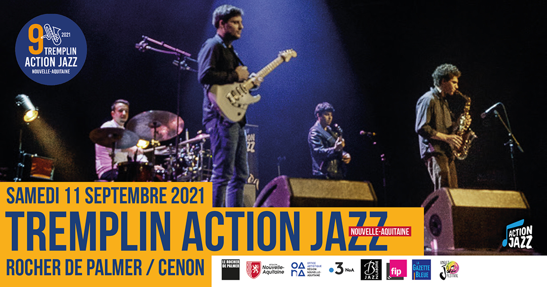# 9 tremplin Action Jazz